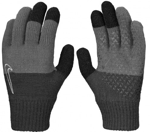 Nike YA Knitted Tech & Grip Graphic Gloves 2.0