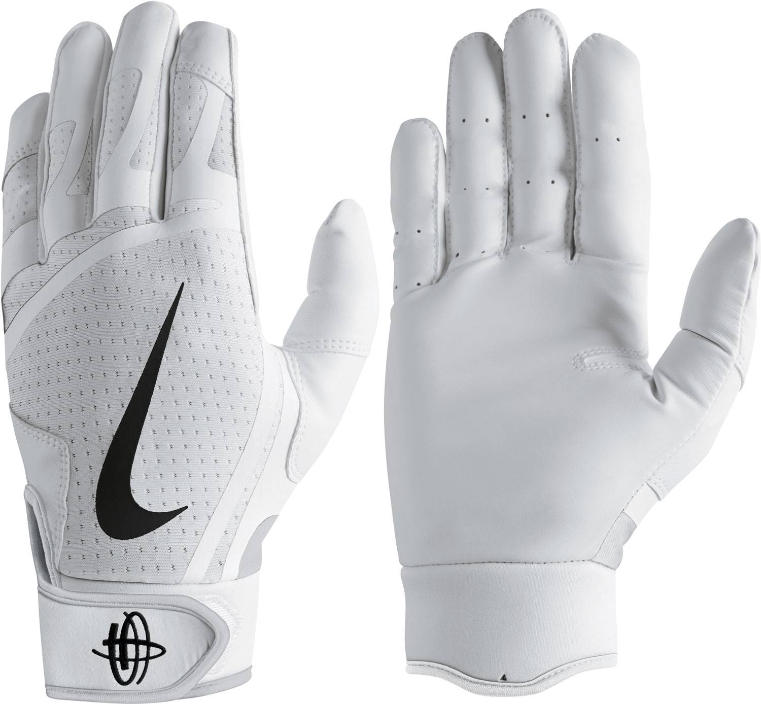 6eb592e2ccac3 Nike Huarache Edge Adult Baseball Batting Gloves