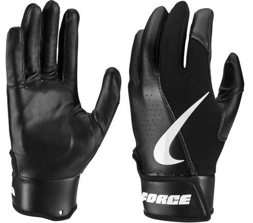 Nike Force Edge Padded Baseball Batting Gloves