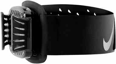 ebe7bae14 Nike Universal Arm Band. Selected Color: Black/Clear/Silver