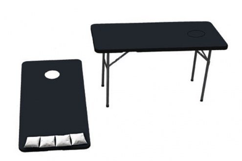 "Patented ""Play-ble"" Recreational Gaming Table"
