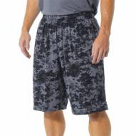 A4 Youth Performance Camo Shorts