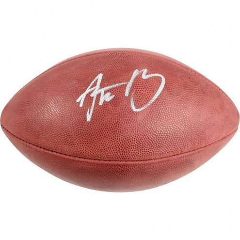 Aaron Rodgers Signed NFL Duke Football