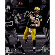 Aaron Rodgers Signed 'Spotlight Pass' 8x10 Photo