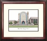 Abilene Christian Wildcats Alumnus Framed Lithograph
