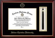Abilene Christian Wildcats Diploma Frame & Tassel Box