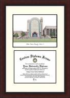 Abilene Christian Wildcats Legacy Scholar Diploma Frame