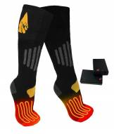 ActionHeat Cotton AA Battery Heated Socks