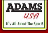 Adams Football Equipment