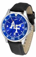 Air Force Falcons Competitor AnoChrome Men's Watch - Color Bezel