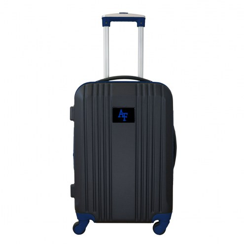 """Air Force Falcons 21"""" Hardcase Luggage Carry-on Spinner"""