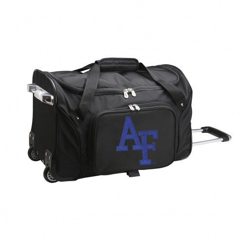 "Air Force Falcons 22"" Rolling Duffle Bag"