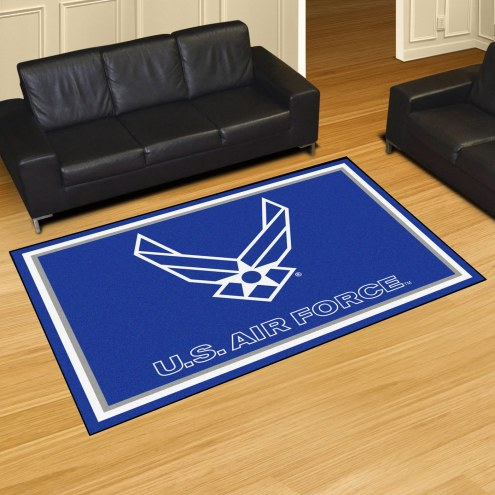 Air Force Falcons 5' x 8' Area Rug