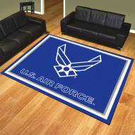 Air Force Falcons 8' x 10' Area Rug