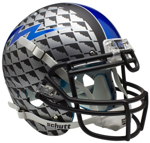 Air Force Falcons Alternate 4 Schutt XP Authentic Full Size Football Helmet
