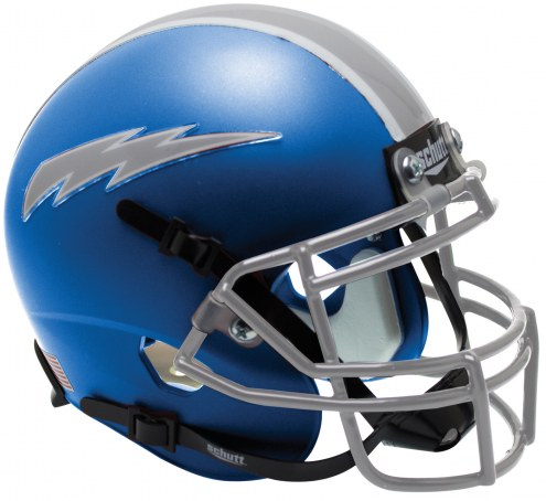 Air Force Falcons Alternate 7 Schutt XP Collectible Full Size Football Helmet