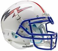 Air Force Falcons Alternate Schutt XP Authentic Full Size Football Helmet