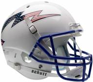 Air Force Falcons Stripe Schutt XP Collectible Full Size Football Helmet