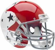 Air Force Falcons Red Schutt XP Collectible Full Size Football Helmet