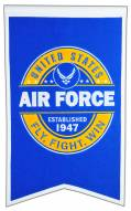 Air Force Falcons Badge Banner
