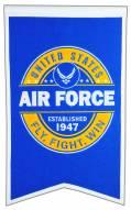Air Force Falcons Badge Banner
