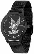 Air Force Falcons Black Dial Mesh Statement Watch