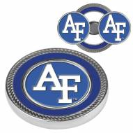 Air Force Falcons Challenge Coin with 2 Ball Markers