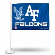 Air Force Falcons College Car Flag