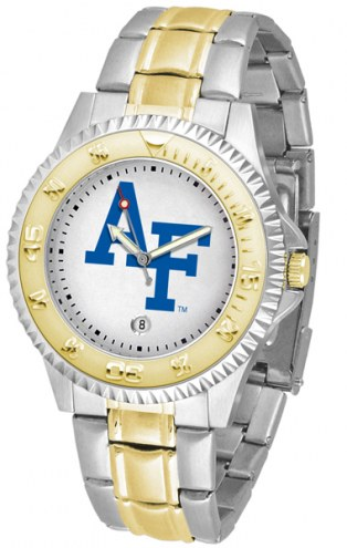 Air Force Falcons Competitor Two-Tone Men's Watch