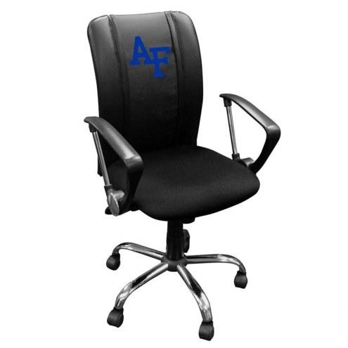 Air Force Falcons XZipit Curve Desk Chair