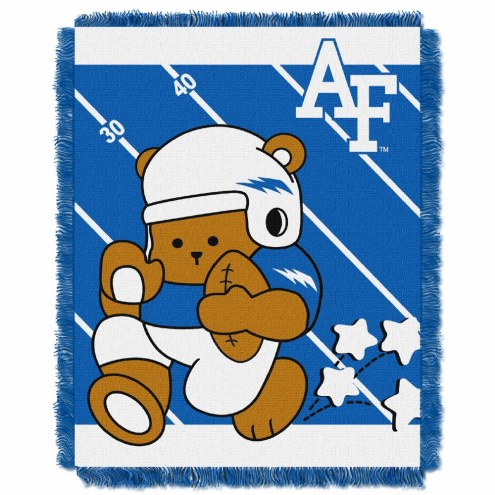 Air Force Falcons Fullback Baby Blanket