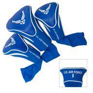 Air Force Falcons Golf Headcovers - 3 Pack