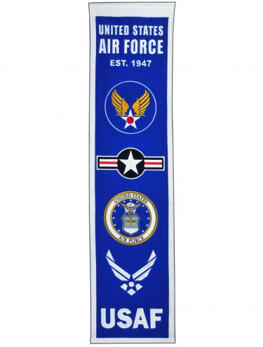 Air Force Falcons Heritage Banner