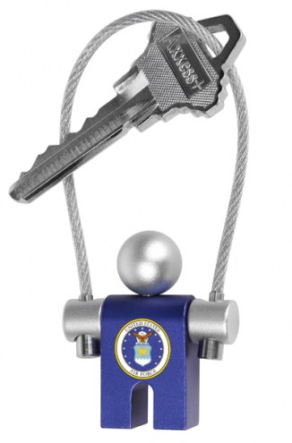 Air Force Falcons Jumper Keychain