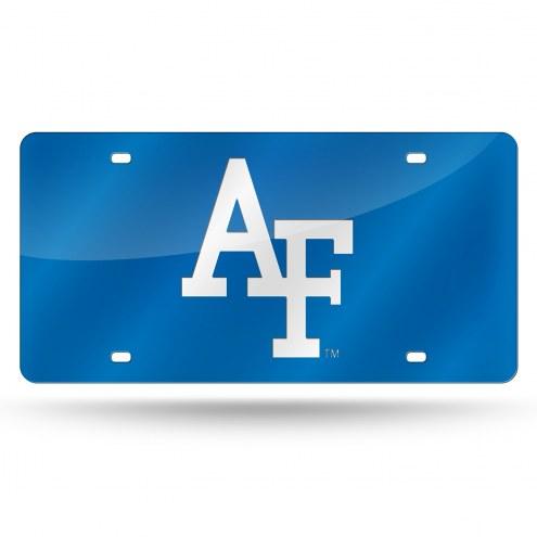 Air Force Falcons Laser Cut License Plate