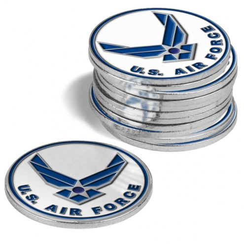Air Force Falcons Linkswalker 12-Pack Golf Ball Markers