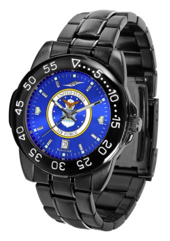 Air Force Falcons Men's Fantom Bandit AnoChrome Watch