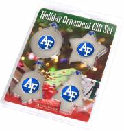 Air Force Falcons NCAA Christmas Ornament Gift Set