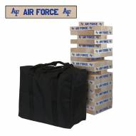 Air Force Falcons NCAA Giant Wooden Tumble Tower Game