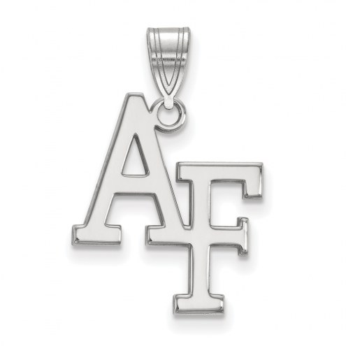 Air Force Falcons NCAA Sterling Silver Large Pendant