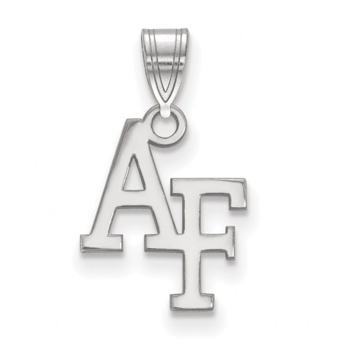 Air Force Falcons NCAA Sterling Silver Small Pendant