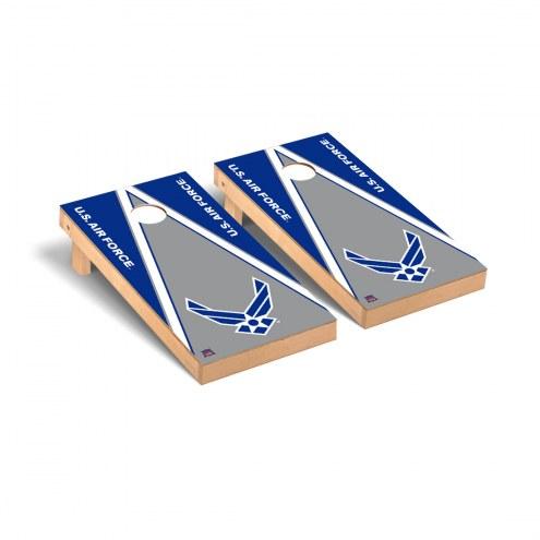 Air Force Falcons NCAA Triangle Cornhole Game Set