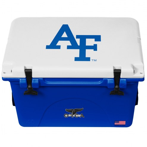 Air Force Falcons ORCA 40 Quart Cooler