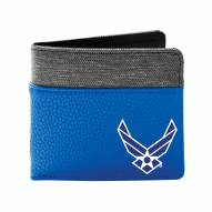 Air Force Falcons Pebble Bi-Fold Wallet