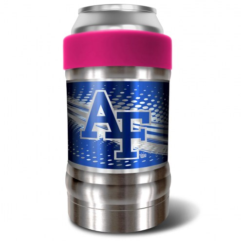 Air Force Falcons Pink 12 oz. Locker Vacuum Insulated Can Holder