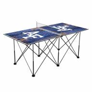Air Force Falcons Pop Up 6' Ping Pong Table