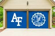 Air Force Falcons Split Garage Door Banner