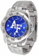 Air Force Falcons Sport Steel AnoChrome Men's Watch