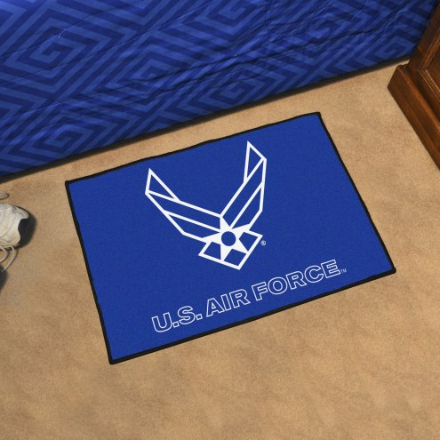 Air Force Falcons Starter Rug