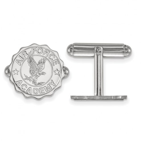 Air Force Falcons Sterling Silver Cuff Links